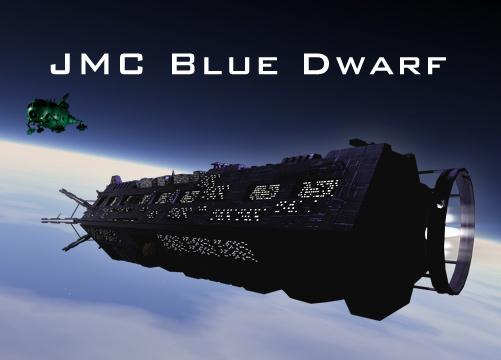 red dwarf blue - photo #22